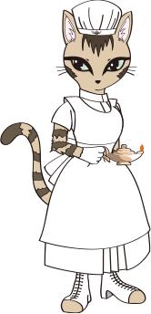 アラジンケアのイメージキャラクター